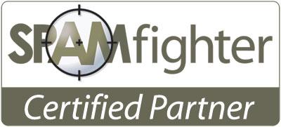 spamfighter-partner-certificato